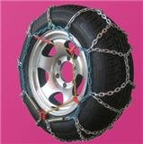 Polar Pair of Heavy Duty 16mm Snow Chains for 4x4 MPV's and Vans - for Tyre Size 245/55/18 Part Number 410