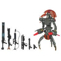destroyer droid star wars saga legends assortment figur (style and colors may vary)