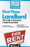 First-Time Landlord: Your Guide to Renting out a Single-Family Home (USA Today/Nolo Series) [Paperback]
