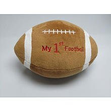 Babies R Us Plush My First Football - 1