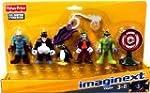 Imaginext Batman Villains Figure Pack