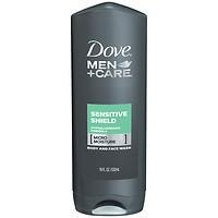 Dove Men + Care Body Wash, Sensitive Shield