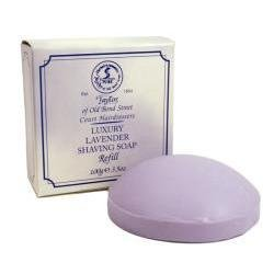 Taylor of Old Bond Street Lavender Herbal Shaving Soap Refill 100gr