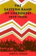 Eastern Band Of Cherokees: 1819-1900