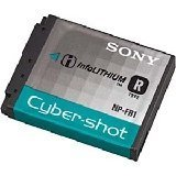 Sony infoLITHIUM R-series NP-FR1 camera battery - Li-Ion ( NP-FR1 )