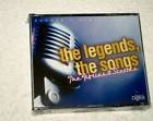 Reader's Digest The Legends, The Songs: The Fifties & Sixties (4 CD Box Set)