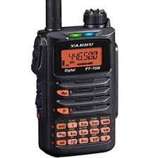 FT-70DR MOD FT-70 MOD with Mars/Cap Modification - Transmit to 140-174 MHz, 420-470MHz Original Yaesu 144/430 MHz Digital/Analog Handheld Transceiver - C4FM / FDMA - 3 Year Manufacturer Warranty (Color: Black, Tamaño: Small)