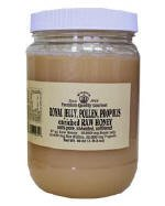 RAW HONEY ENRICHED WITH ROYAL JELLY BEE POLLEN PROPOLIS 5-LB