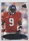 Rufus French (Football Card) 1999 Press Pass Torquers Blue #39 made by Press Pass