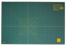 Review OLFA 9891 RM-MG 24-Inch x 36-Inch Self-Healing Double-Sided Rotary Mat