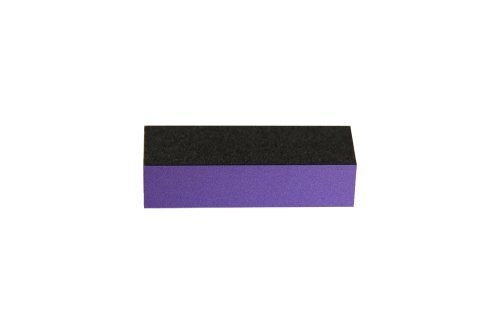 nail perfection 1 x 60/100 GRIT PURPLE BLOCK (Nail Extensions)