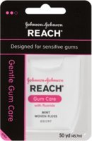 Reach Gentle Gum Care Fluoride Mint Floss 50
