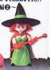 魔法使い(女) 単品 「ドラゴンクエスト キャラクターフィギュアコレクション ロトの伝説編2」から