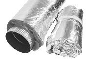 Jp Lamborn R8 Foil Jacket Insulated Pipe Sleeve 4 Inch X