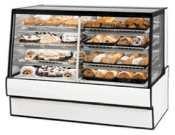 Federal Industries Sgr7742Dz High Volume Vertical Dual Zone Bakery Case