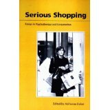 img - for Serious Shopping [PAPERBACK] [2000] [By Adrienne Baker] book / textbook / text book