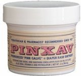 PINXAV DIAPER RASH CREAM 16 OZ