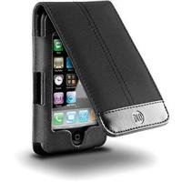DLO Nylon Folio HipCase with Belt Clip for iPod touch 1G, 2G, 3G (Black)