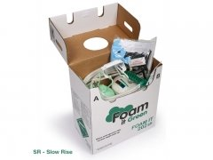 FOAM IT 202 SLOW RISE Polyurethane Spray Foam Kit