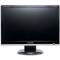 Samsung Syncmaster 223BW 22 Zoll (21,6 Zoll) TFT Monitor widescreen DVI (Kontrast 3000:1, 5 Ms Reaktionszeit)