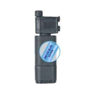 Aquarium-UVC-Wasserklrerer-3W-fr-Aquarien-bis-75-L-Algenkiller-Algenbekmpfung