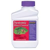 SYSTEMIC INSECT CONTROL CONC, Size: 1 PINT (Catalog Category: Lawn & Garden Chemicals:INSECTICIDES)