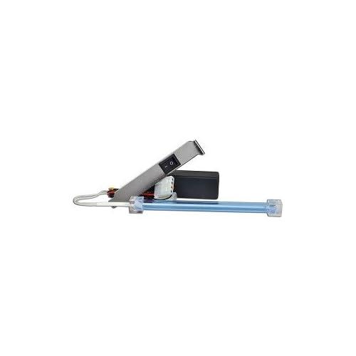 Nincom CCFL 6B 6 Cold Cathode Case Light w/Power Switch (Blue)