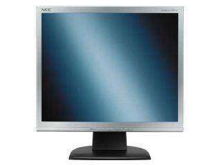 """NEC AccuSync LCD73VM - Écran LCD - TFT - 17"""" - 1280 x 1024 / 60 Hz - 270 cd/m2 - 500:1 - 8 ms - 0.264 mm - VGA - haut-p"""