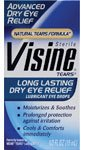 Contact Lens Accessory Visine Tears Lasting Relief Eye Drops (.5 Fl. Oz.)