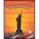Approaching Democracy, Fourth Edition (0131102516) by Bruce Allen Murphy