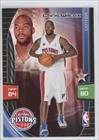 Chris Wilcox Detroit Pistons (Basketball Card) 2009-10 Adrenalyn XL #CHWI