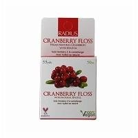 Radius Vegan Xylitol Natural Cranberry
