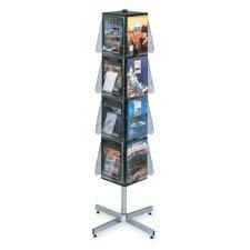 Deflect-O Corporation Products - Floor Display, 16 Pocket, 15