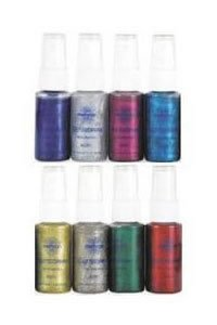 Glitter Spray,Real Silver 1Oz