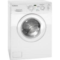 Bomann WA 5814 Waschmaschine FL / A+++ / 188 kWh/Jahr / 1400 UpM / 8 kg / 11066 L/Jahr / 15 Programme mit Zusatzoptionen / Elektronische Programmsteuerung / weiß