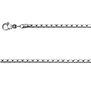 "Amazon.com: Bico Chain Jewelry (F14) 55cm 22"" Length"