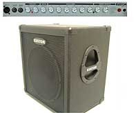 Kustom KBA Series 100-watt Bass Amplifier
