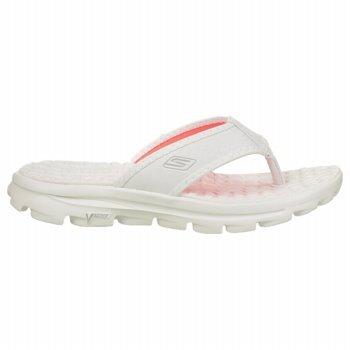 Skechers Women'S Gowalk Move-Beach Bum (Wht 8.0 M) front-962368