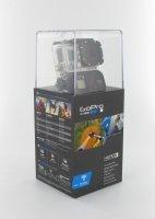 GoPro HD Hero3 Action Kamera Cam Black Edition (CHDHX-301) WiFi 4K Cinema 12 Megapixel Protune Bildsteuerung