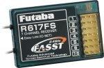 Futaba R617FS 7-Channel 2.4GHz FASST Receiver R617 FS