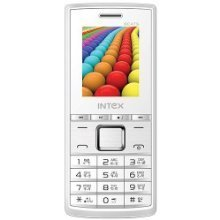 Intex Eco Beats (Dual SIM, White)