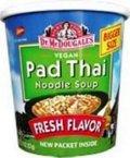 Dr McDougall's Pad Thai Noodle Big Soup Cup ( 6x2 OZ)