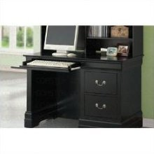 Buy Low Price Comfortable Fountain Hills Computer Desk in Rich Cherry – Coaster 200437 (B005LWOC92)