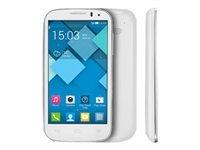 Alcatel One Touch POP Blanc C5