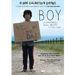 BOY - 2 Disc Collector's Edition (New Zealand Movie-PAL) DVD