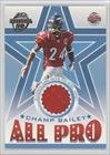Champ Bailey Denver Broncos (Football Card) 2005 Topps Pro Bowl Jerseys #APCB at Amazon.com