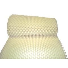 Eva Medical EggCrate Foam Mattress Pad - Thickness 3 inches (Twin Size)