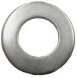 1/2 SAE Grade 8 Flat Washer-Extra Thick (50 count)