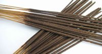 Azenta Bamboo Stick Incense – 3 Packs of Incense Sticks – All Hallows' Eve – 1 Pack Each of Dragon's Blood, Patchouli, Pumpkin Spice – 20 Sticks Per Pack