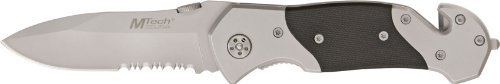 Mtech Usa Mt-433 Tactical Folding Knife 5-Inch Closed